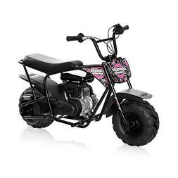 Monster Moto - Gas Mini Bike - 80CC 2.5HP - Muddy Girl witho
