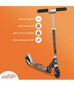 NEW Micro Speed+ Kick Scooter for Teenage/Adult 10+ -Black
