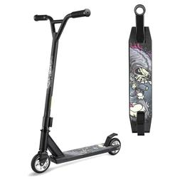 Outdoor Children Adult Extreme Scooter Kick Push T-Bar Bike