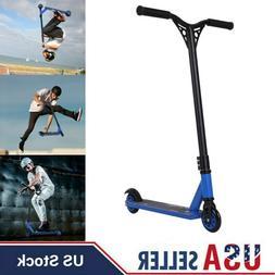 Pro Adult Scooter Kit Aluminum Stunt Kick Skate Tips Two Whe