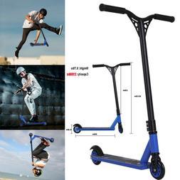 pro aluminum stunt kick scooter skatepark tpe