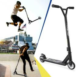pro complete aluminum stunt kick scooter tricks