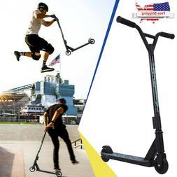 Pro Freestyle Aluminum Stunt Kick Scooter Skatepark BMX Hand