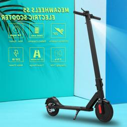 MEGAWHEELS S5 Portable & Folding Commuter Electric Scooter f