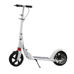 Kids/Adult Scooter with 3 Seconds Easy-Folding System, 220lb