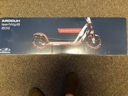 Hudora Scooter Big Wheel Style 205 Scooter Black/Red New In