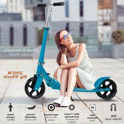 Scooter for Adults Teens Adjustable Dual Suspension w/ 200mm