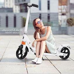 Scooter for Adults Teens   Adjustable Foldable Aluminium All