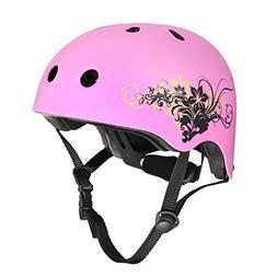 VOKUL Skate Helmet CPSC ASTM Certified Impact Resistance Ven