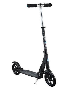 Micro Suspension Kick Scooter - Black