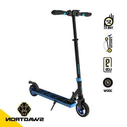 Swagtron Swagger 8 Folding Electric Scooter for Kids, Teens