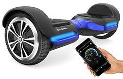 Swagtron T580 Bluetooth Smart Self Balancing Wheel w/ Speake