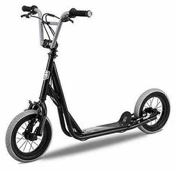 Mongoose Trace Youth/Adult Kick Scooter Folding and