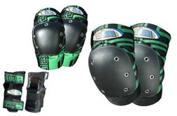 MBS Pro Tri-Pack Pads, Medium