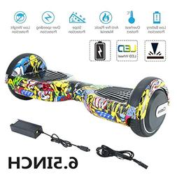 Cimiva UL 2272 Certified Hoverboard,  Electric 6.5 Inches Tw