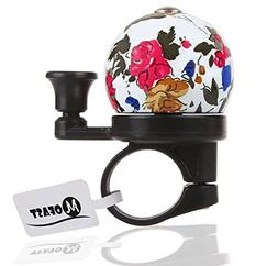 MOFAST Unique Mini Flower Bicycle Bell and Horns for Adults