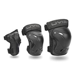 KING SHOWDEN Upgraded Knee Pads Elbow Pads Wrist Guards Set