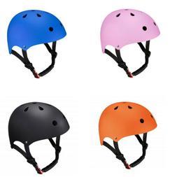 Adult Crash Skateboard Helmet Adjustable For Skate Scooter S