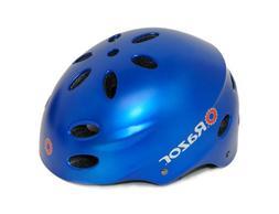 Razor V-17 Youth Multi-Sport Helmet, Satin Blue