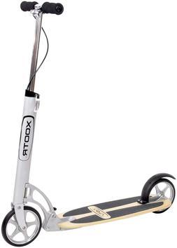 Xootr Cruz Teen/Adult Kick Scooter - 800+Lb Capacity - Life